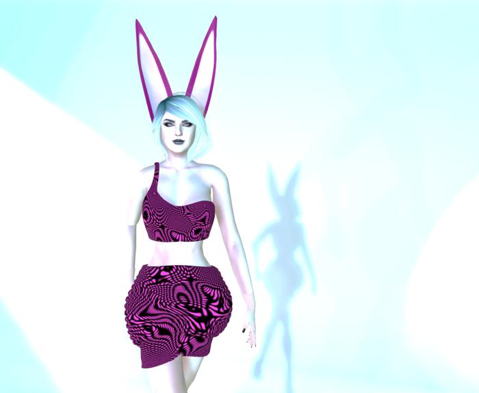 Op Bunny-Pink