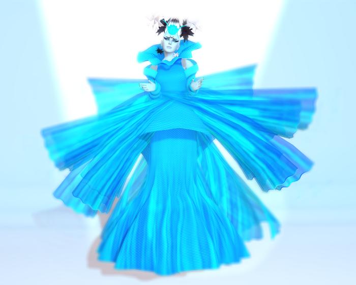 Blue Priestess